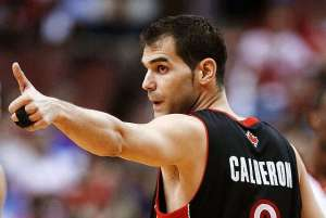 Jose Calderon's inspired play over the last 10 games has created a bit of a problem for coach Dwane Casey.
