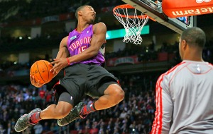Terrence Ross did more than win a dunk contest this weekend, he forced fans to remember the greatest Raptor of all time.
