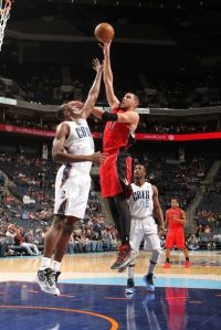 Jonas Valanciunas represents the future of the Toronto Raptors and strong play between now and the end of the year could provide a glimmer of hope for frustrated fans.