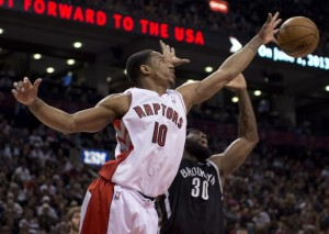 DeRozan has been a bright spot for the Raptors as they finish the season strong.  Is a strong finish enough for fans to beleive?