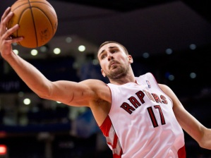 Jonas Valanciunas is definitely one of the 17 reasons you should check out the Raptors next season.  The question is are there really 16 others?