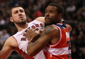 Valanciunas is one of the keys to the Raptors playoff hopes this season. His ability to become one of the leagues dominant centers will be one of the major stories to follow in Raptorland.
